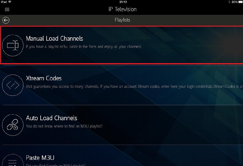 IPTV on IP television