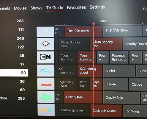 iPlayTV apple TV app